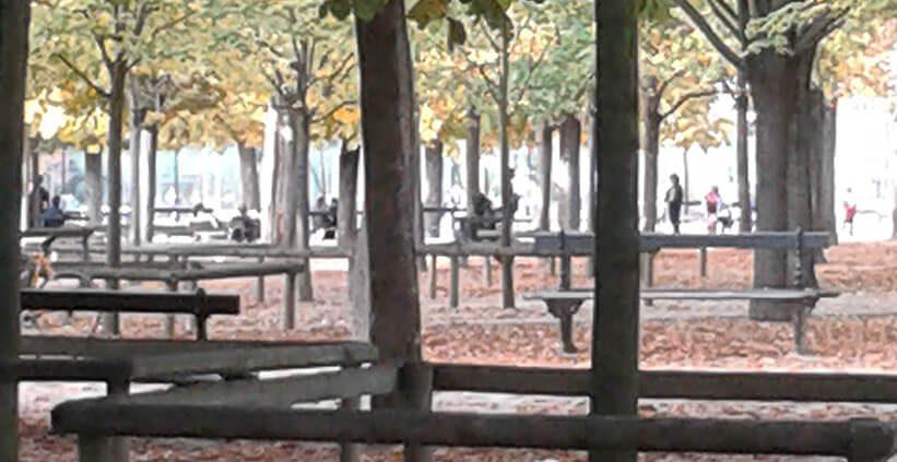 Zen a Paris - Parijsje